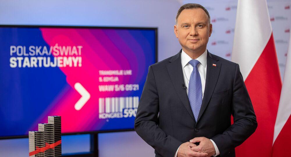 Andrzej Duda Kongres 590