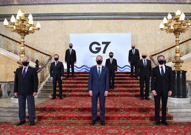 Szczyt G7 w Londynie.
