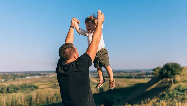 Ojciec i syn - Sputnik Polska