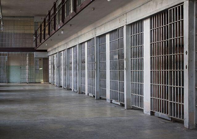 Cele więzienne.