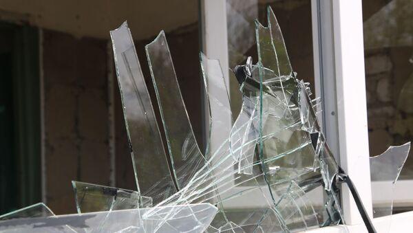 Rozbite okno - Sputnik Polska