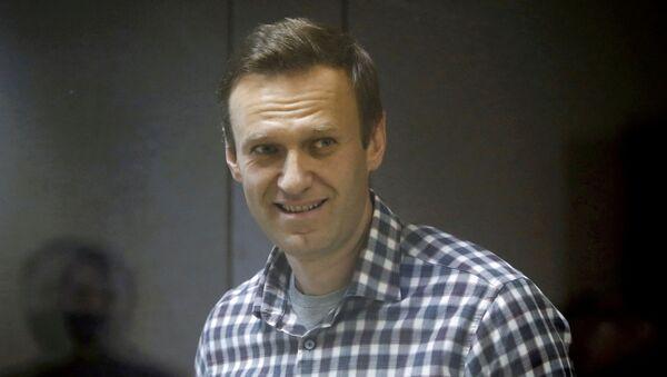 Aeksiej Nawalny - Sputnik Polska