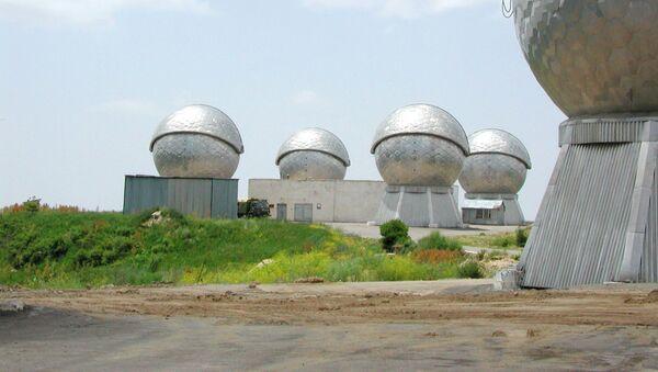 Rosyjski kompleks wojskowy do wykrywania obiektów kosmicznych Okno-M. - Sputnik Polska