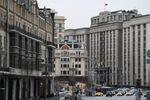 Budynek Dumy Państwowej w Moskwie