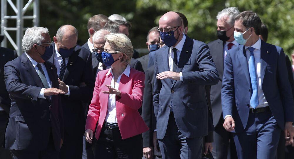Szczyt UE w Portugalii