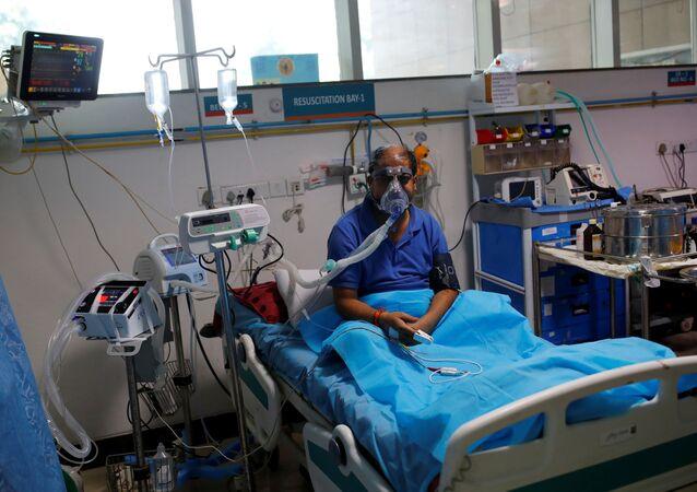 Pandemia koronawirusa w Indiach.