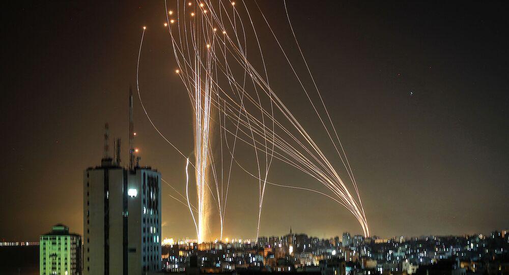 Rakiety wystrzelone w kierunku Tel Awiwu