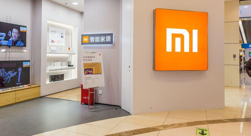 Chińska firma Xiaomi.