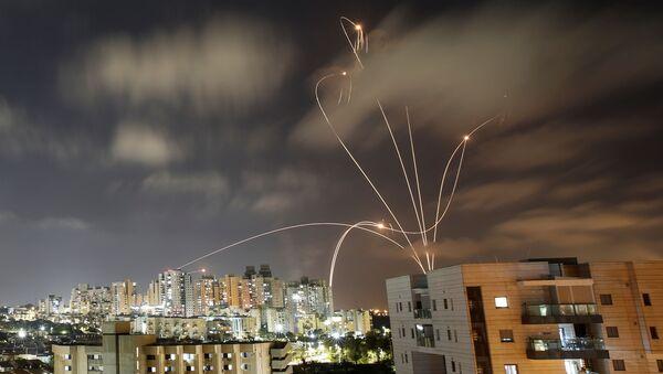 Nalot na Izrael ze Strefy Gazy - Sputnik Polska