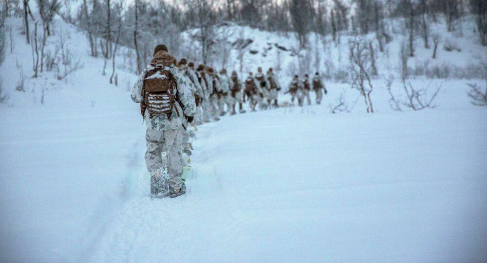 Amerykańscy żołnierze.