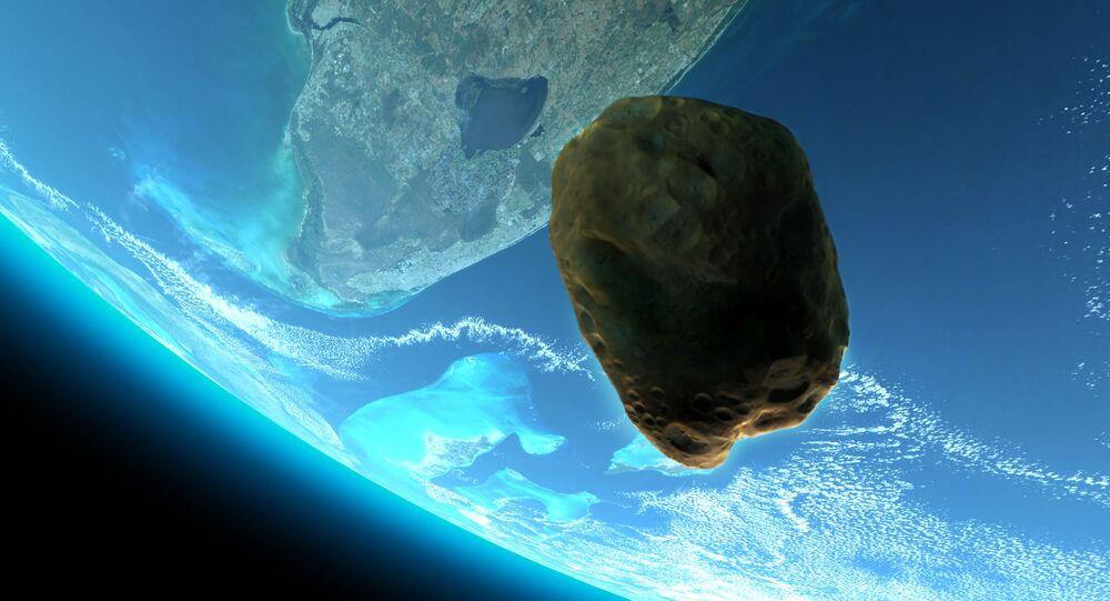 Duża asteroida 2015 KJ19 zbliży się do Ziemi 14 maja.