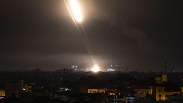 Konflikt palestyńsko-izraelski. - Sputnik Polska