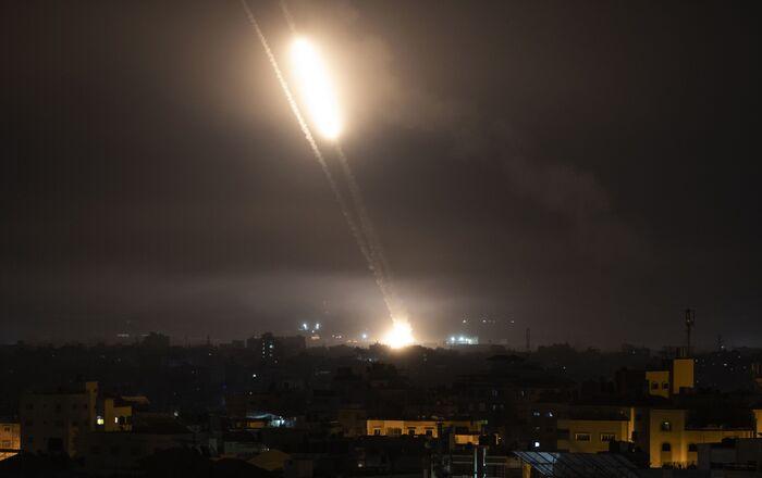 Konflikt palestyńsko-izraelski.