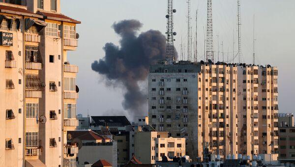Konflikt izraelsko-palestyński.  - Sputnik Polska