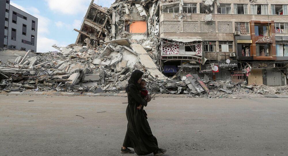Konflikt izraelsko-palestyński.