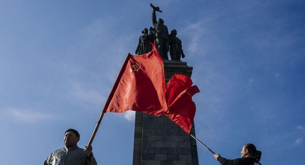 Pomnik Armii Czerwonej w Bułgarii