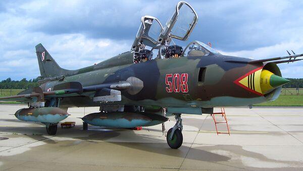 Su-22UM3K w składzie sił powietrznych Polski - Sputnik Polska