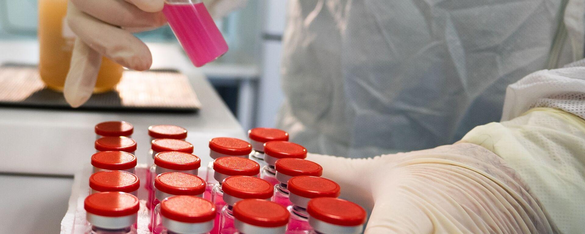 W Rosji zarejestrowano pierwszą na świecie szczepionkę przeciwko COVID-19 dla zwierząt - Sputnik Polska, 1920, 28.06.2021