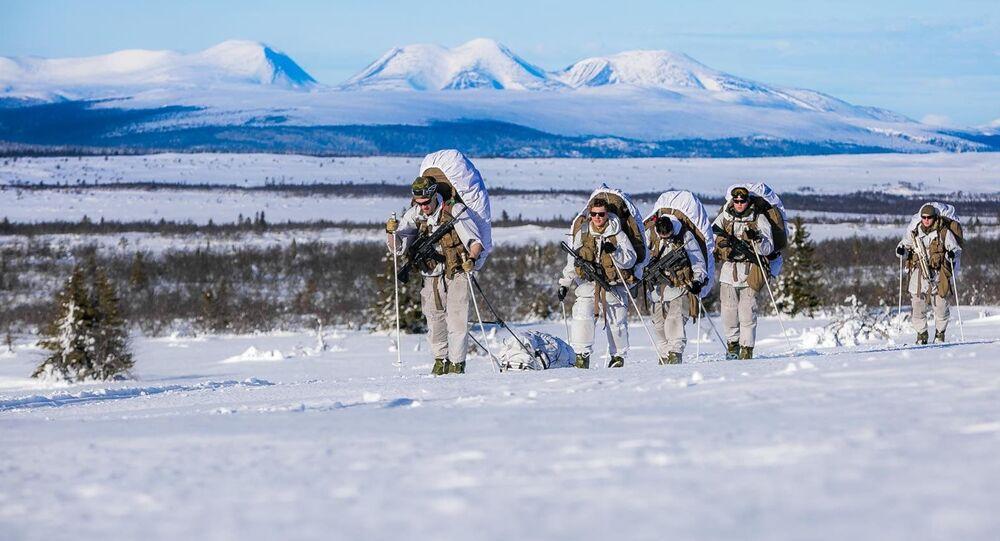 Norwescy wojskowi