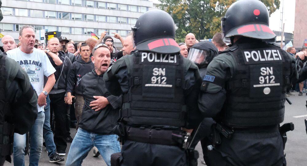 Protesty w Niemczech