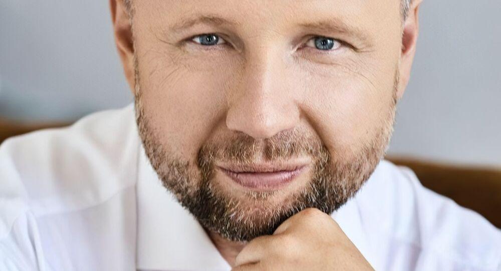 Polski polityk Marcin Kierwiński