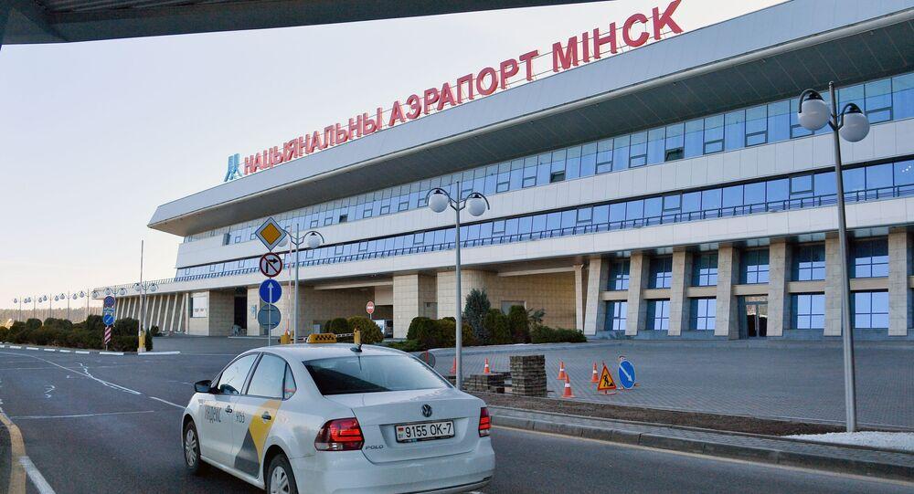 Port lotniczy Mińsk