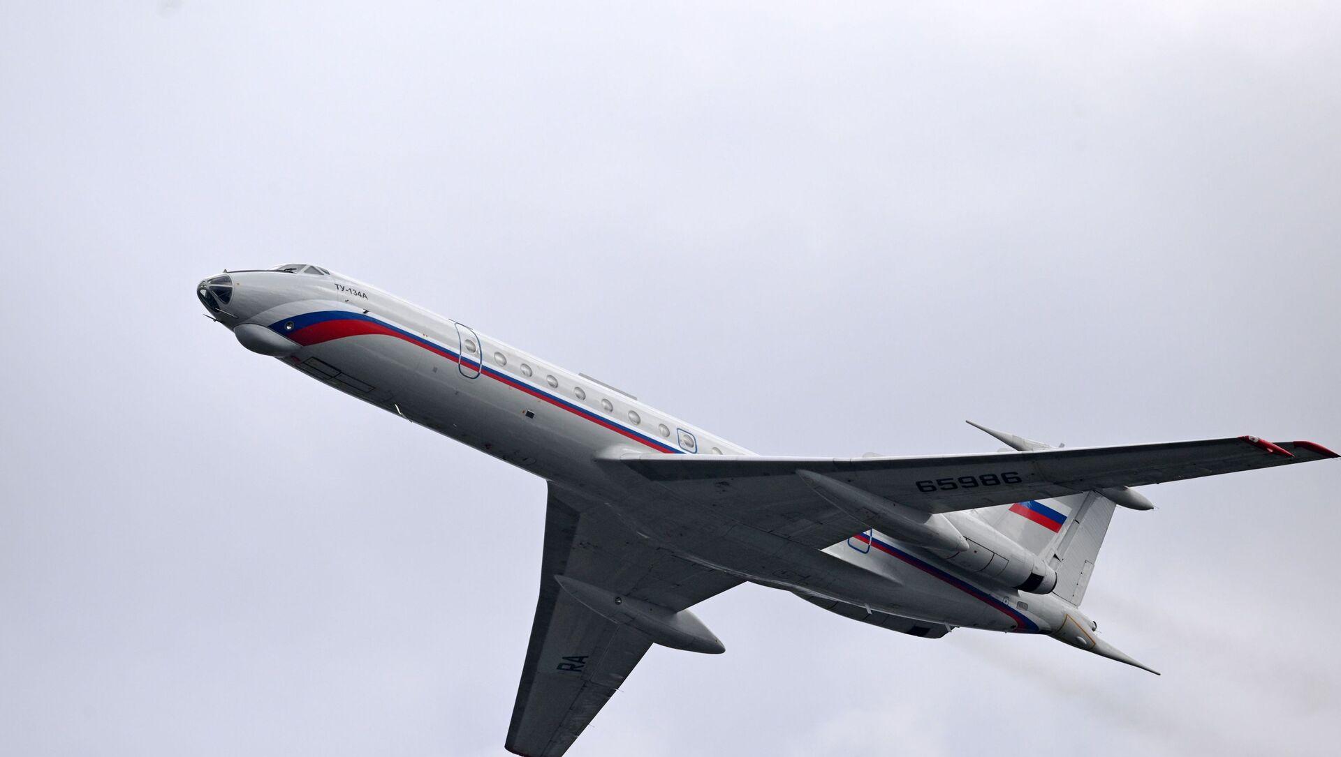 Tu-134 - Sputnik Polska, 1920, 26.05.2021