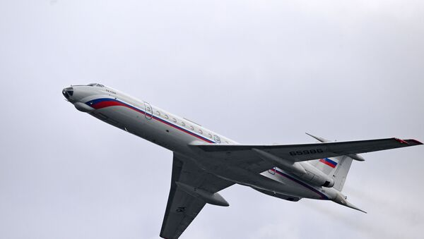Tu-134 - Sputnik Polska