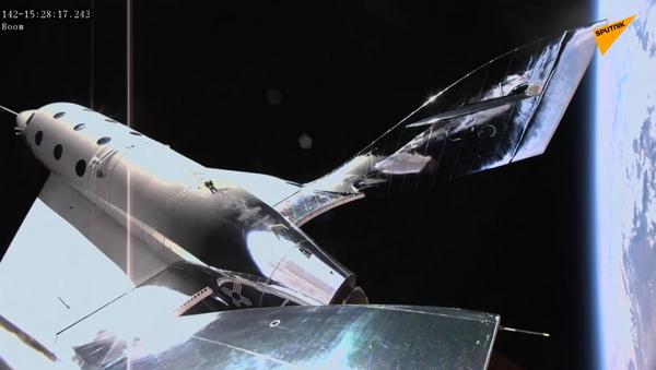 Virgin Galactic - Sputnik Polska