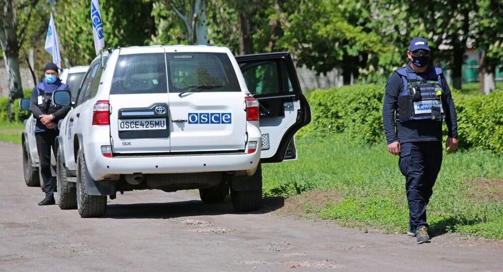 Misja OBWE w rejonie Doniecka
