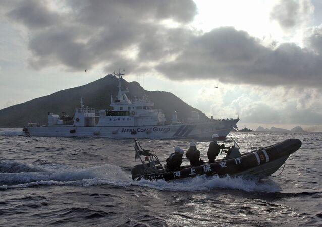 Japońska służba przybrzeżna
