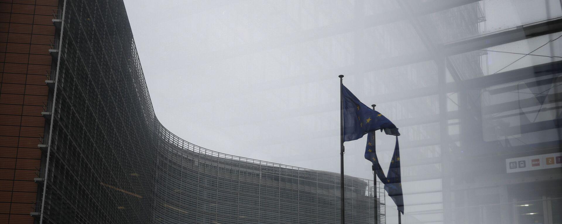 Komisja Europejska, Bruksela - Sputnik Polska, 1920, 05.06.2021