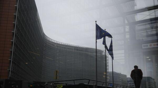 Komisja Europejska, Bruksela - Sputnik Polska