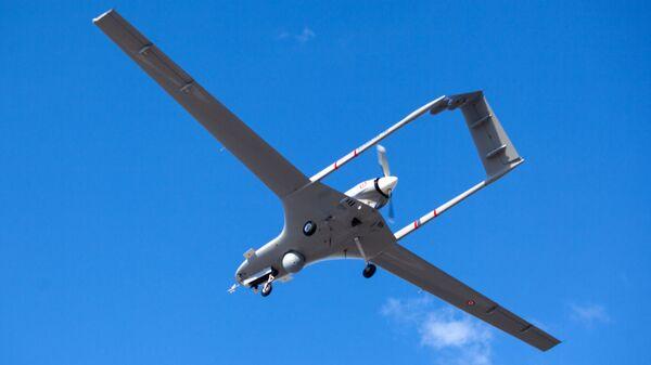 Turecki dron Bayraktar TB2 - Sputnik Polska