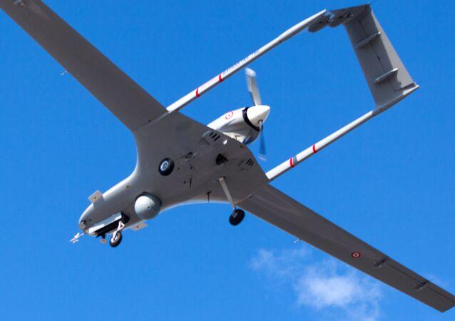 Turecki dron Bayraktar TB2.