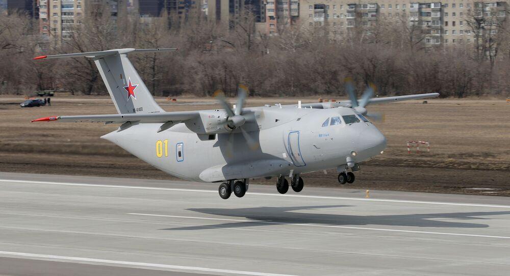 Ił-112W