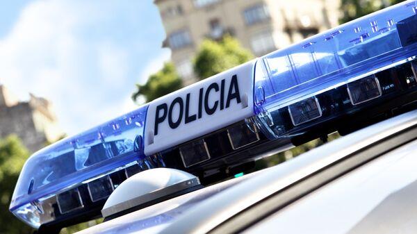 Hiszpańska policja. - Sputnik Polska