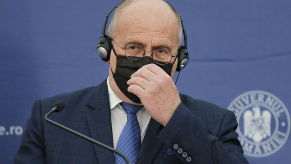 Minister spraw zagranicznych Polski Zbigniew Rau - Sputnik Polska