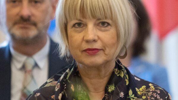 Sekretarz generalna OBWE Helga Schmid. - Sputnik Polska