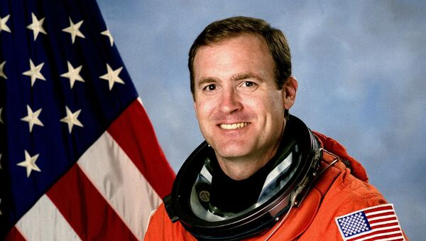 Były astronauta NASA James Halsell. - Sputnik Polska