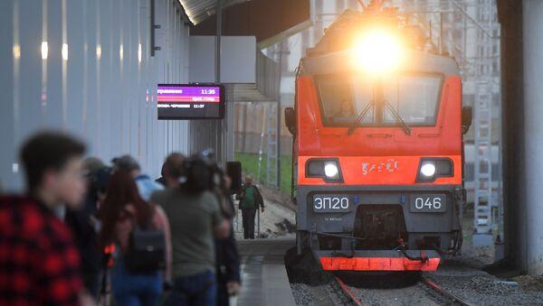 Dworzec Wostocznyj w Moskwie - Sputnik Polska
