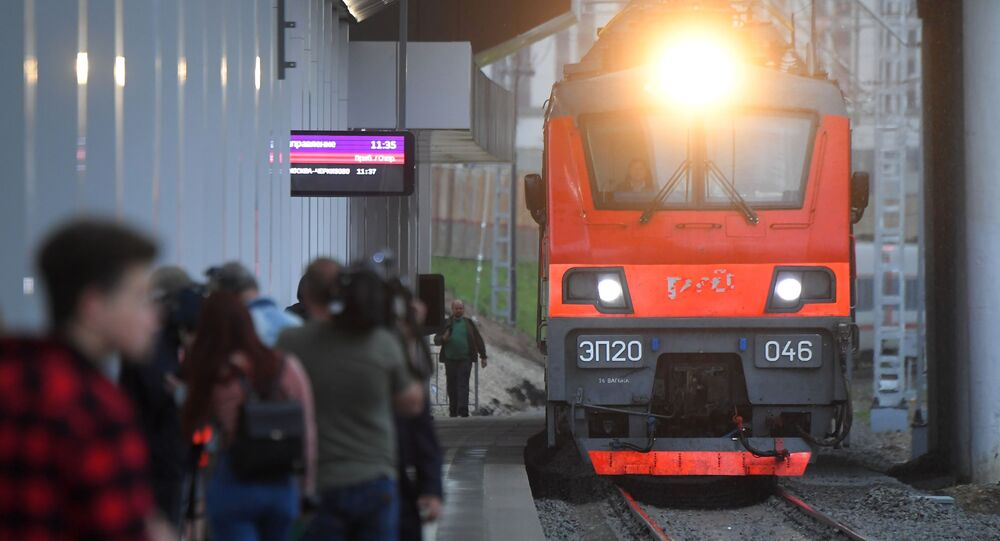 Dworzec Wostocznyj w Moskwie