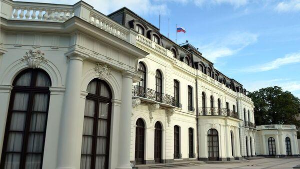 Ambasada Rosji w Czechach - Sputnik Polska