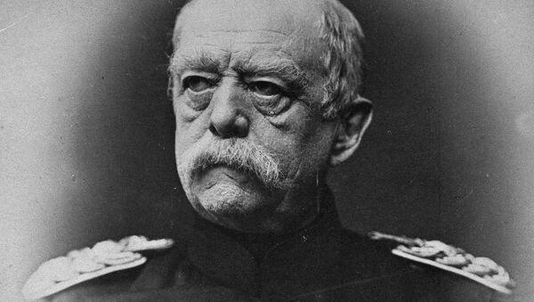 Otto Furst von Bismarck - Sputnik Polska