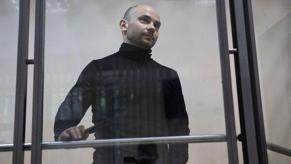 Były dyrektor Otwartej Rosji Andriej Piwowarow - Sputnik Polska
