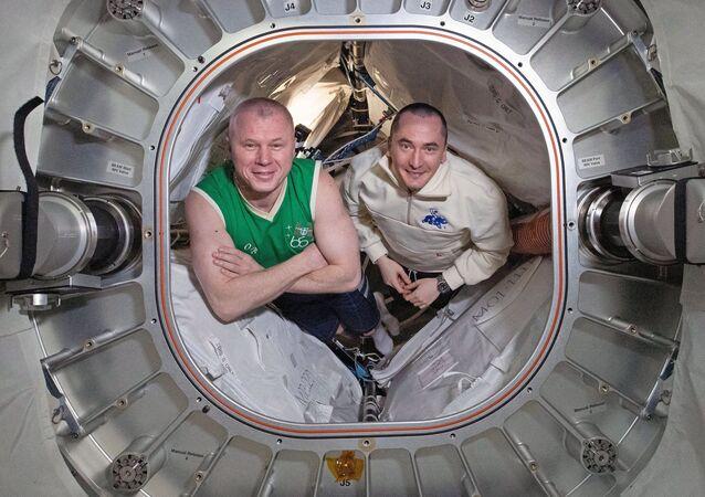 Oleg Nowicki i Piotr Dubrow