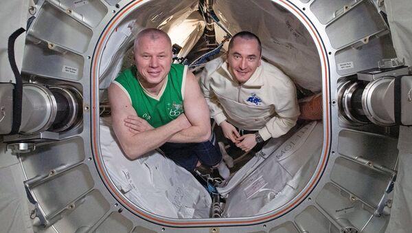 Oleg Nowicki i Piotr Dubrow - Sputnik Polska
