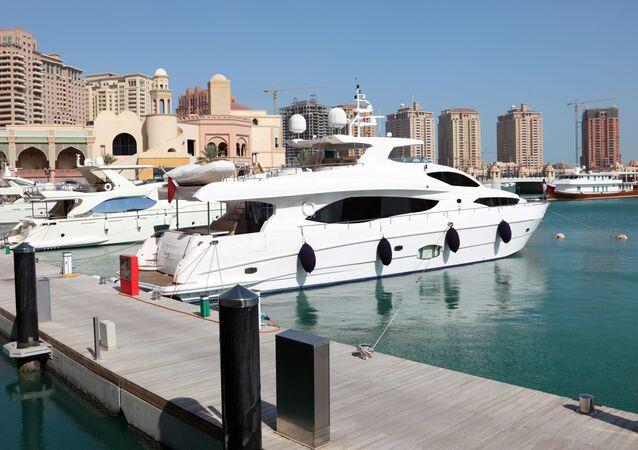 Zatoka Perska, Doha.