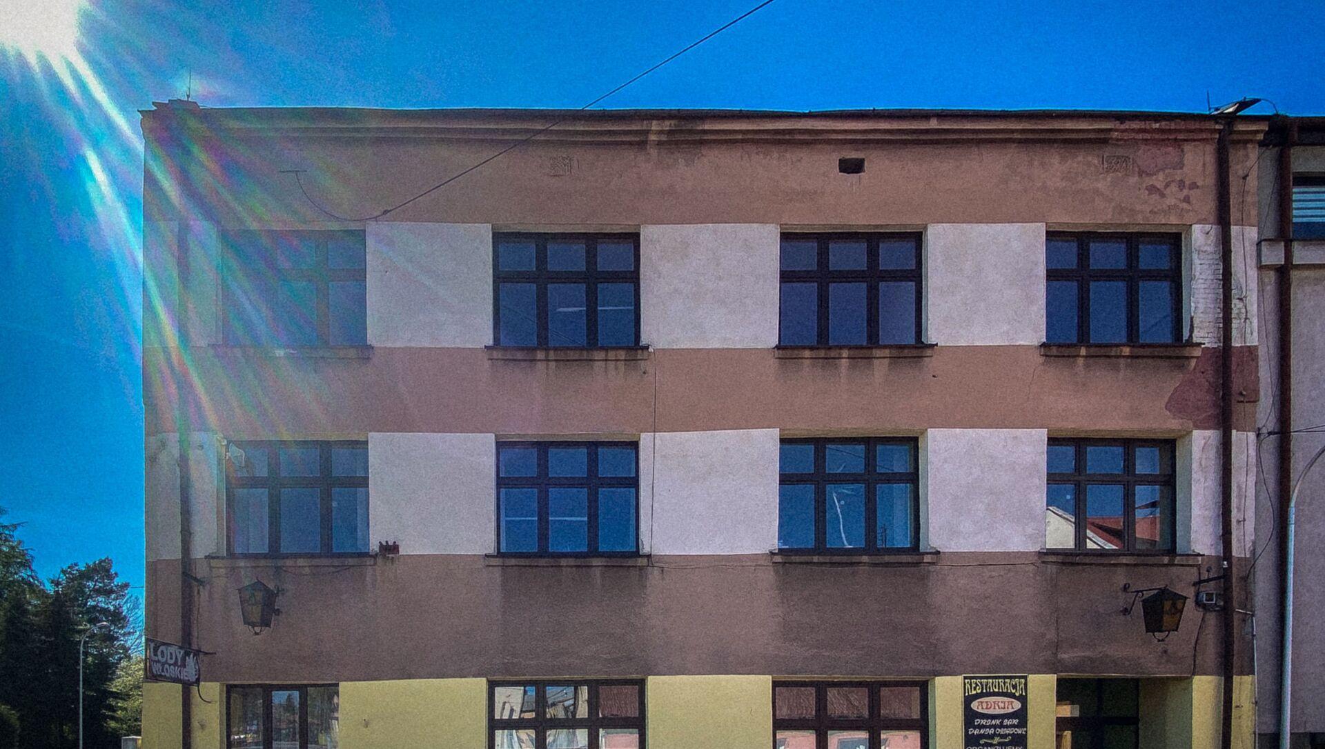 Dawna żydowska synagoga w Polsce - Sputnik Polska, 1920, 22.06.2021