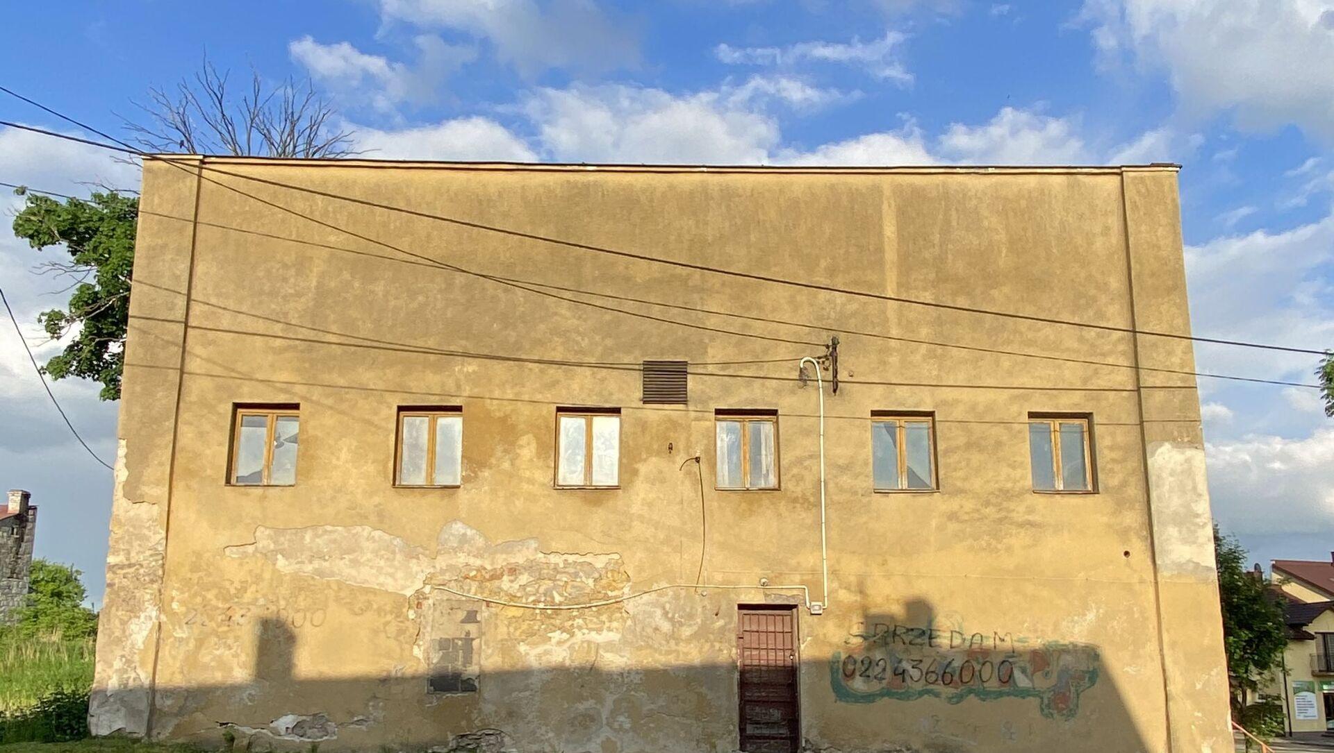 Dawna żydowska synagoga w Polsce - Sputnik Polska, 1920, 03.06.2021
